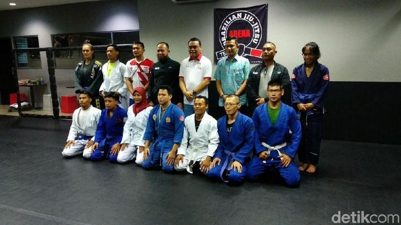 Boyong Lima Emas Dari Tokyo, Ju Jitsu Indonesia Semakin Pede di Asian Games