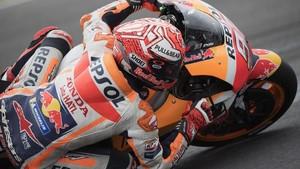 Marquez Tercepat, Rossi Kedua
