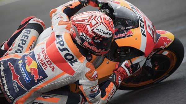 Marquez Diusir Saat Ingin Minta Maaf ke Rossi, Honda Pahami Kemarahan Yamaha
