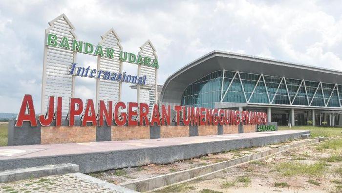 Bandara Baru Di Samarinda Beroperasi Bulan Depan