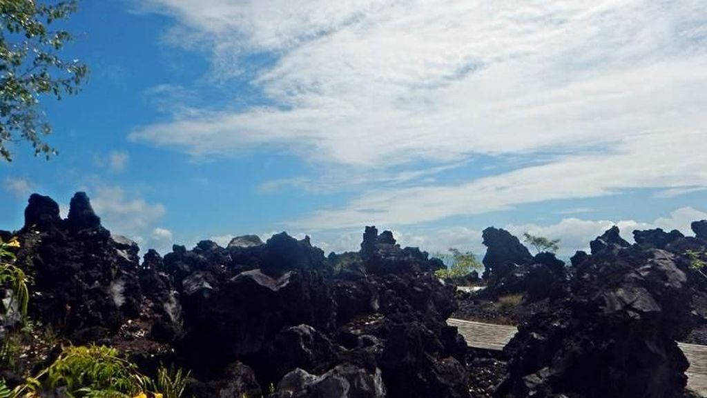 Pulau Krypton Ada di Maluku Utara