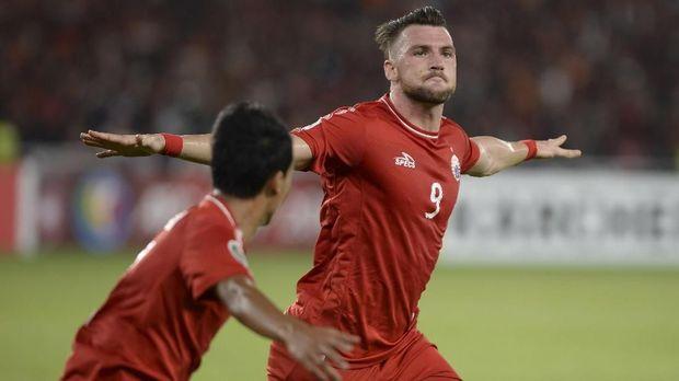 Marko Simic tak sabar menjalani laga uji coba melawan Selangor FA.
