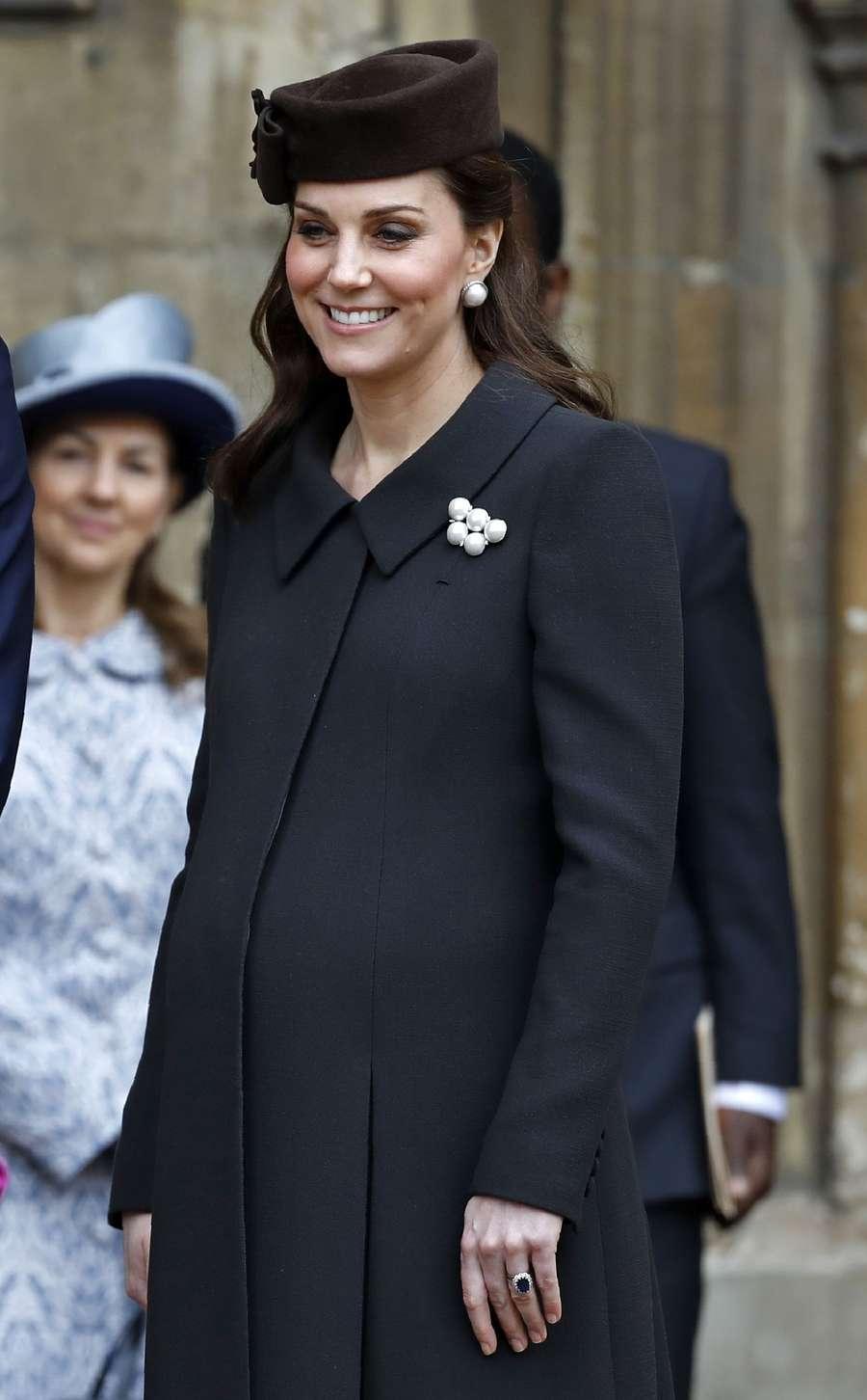 Suasana Jelang Persalinan Kate Middleton