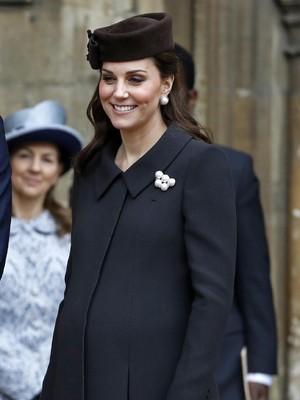 Bersiap Lahirkan Anak Ketiga, Kate Middleton Dibawa ke RS