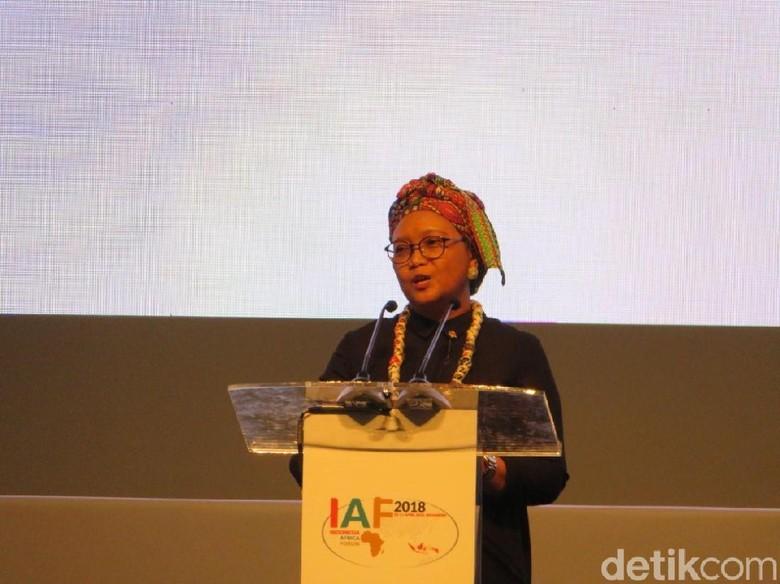 Retno: Indonesia Ingin Jadi Bagian Perkembangan Afrika