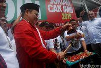 Cak Imin meresmikan posko pemenangan 'JOIN', singkatan dari Jokowi-Cak Imin