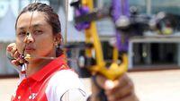 Angan-Angan Emas Asian Games Dinda untuk Indonesia dan Mama