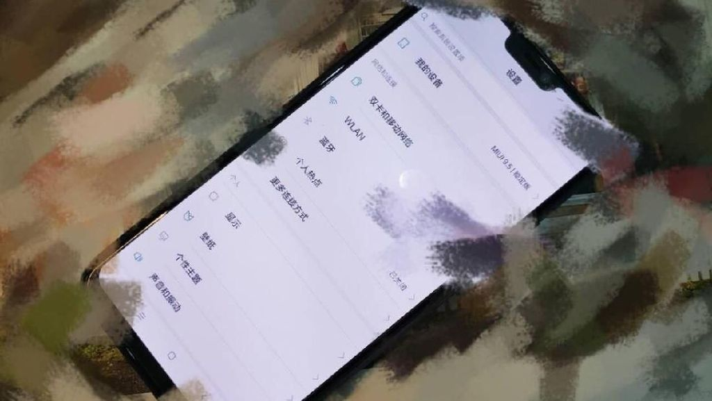 Xiaomi Mi 8 Usung Sensor Sidik Jari Bawah Layar