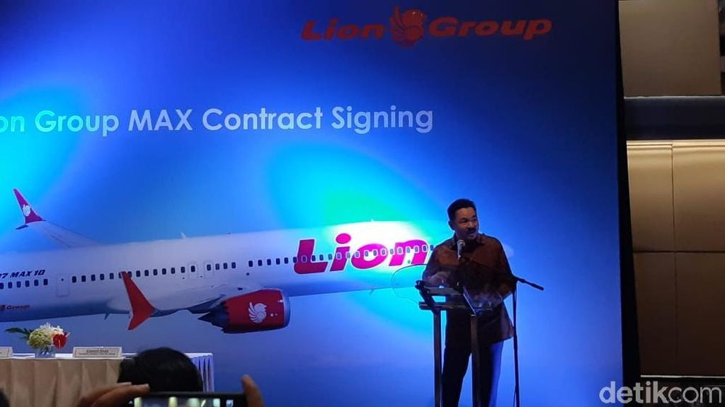 Lion Air Group Berencana Buka Maskapai Baru di ASEAN