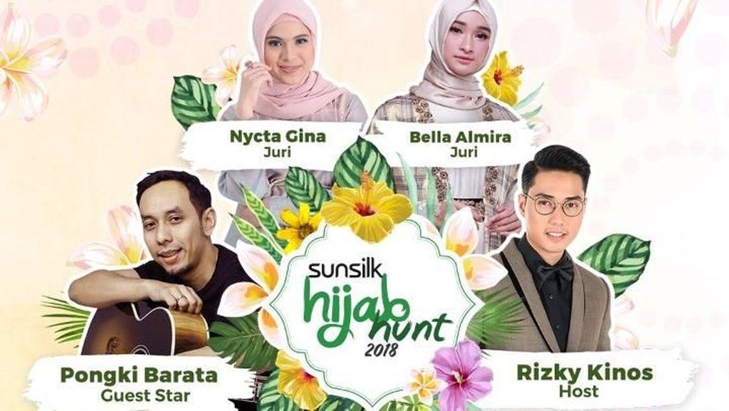Ada Bintang Tamu Spesial di Audisi Sunsilk Hijab Hunt 2018 Yogyakarta