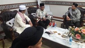 Petinggi PDIP Temui Imam Istiqlal Bahas Sejarah Bung Karno