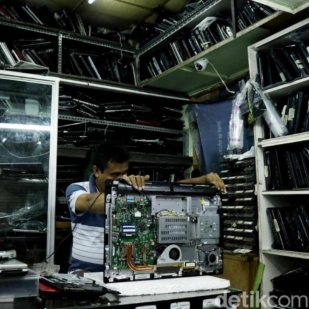 Impor Laptop RI Naik Jadi US$ 426 Juta