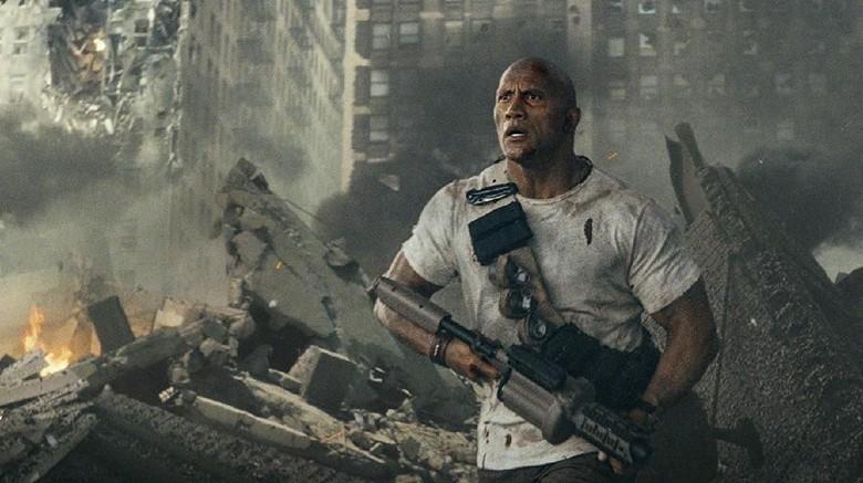 Rampage: Sekali Lagi, Nasib Dunia Ada Di Tangan The Rock