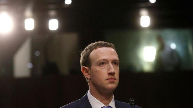 Bos Facebook Bakal Temui Menteri Budaya Inggris, Ada Apa?