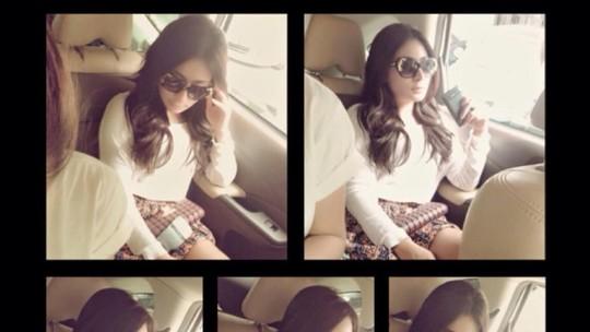 Tiara Ayu Fauziah, Model Majalah Dewasa yang Tabrak Ojol
