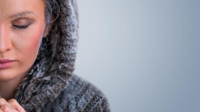 Ruangan ber-AC bisa membuat kulit kering. Foto: ilustrasi/thinkstock