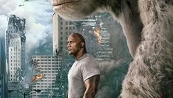 Baru Rilis, Rampage Puncaki Box Office