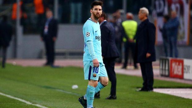 Lionel Messi kemungkinan tak akan dimainkan pada laga lawan Celta Vigo.