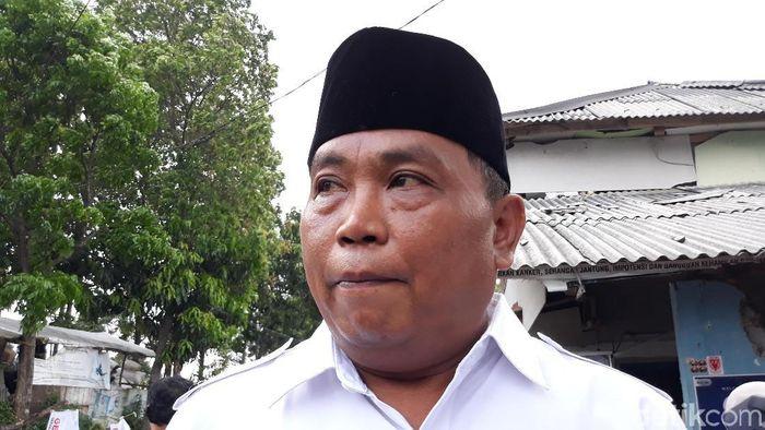 Arief Poyuono. Foto: Tsarina Maharani/detikcom