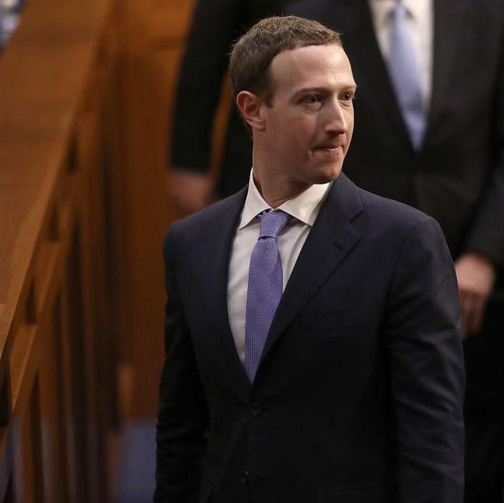 Zuckerberg Didesak Mundur dari Jabatan Chairman Facebook