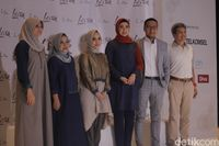 Berhijab, Fenita Arie Langsung Digandeng Jadi Brand Ambassador Baju Muslim