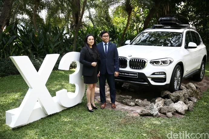 Di Luar Pajak BMW X3 Terbaru Tembus Rp 1 Miliaran