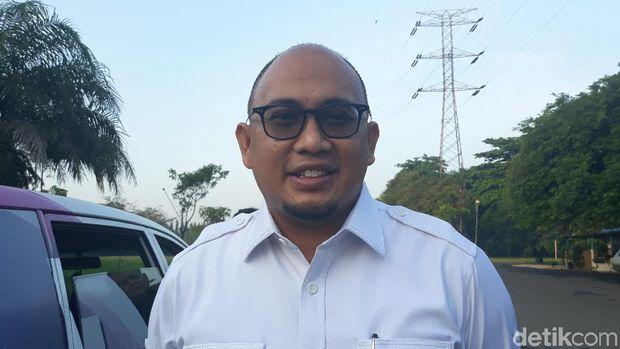 Anggota Badan Komunikasi DPP Gerindra Andre Rosiade.