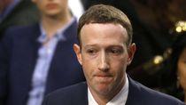 Mantan Pegawai Facebook Tuding Zuckerberg Pengecut Hadapi Trump