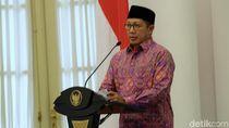 Ini Penjelasan Menag ke Jokowi soal Persiapan Haji 2018
