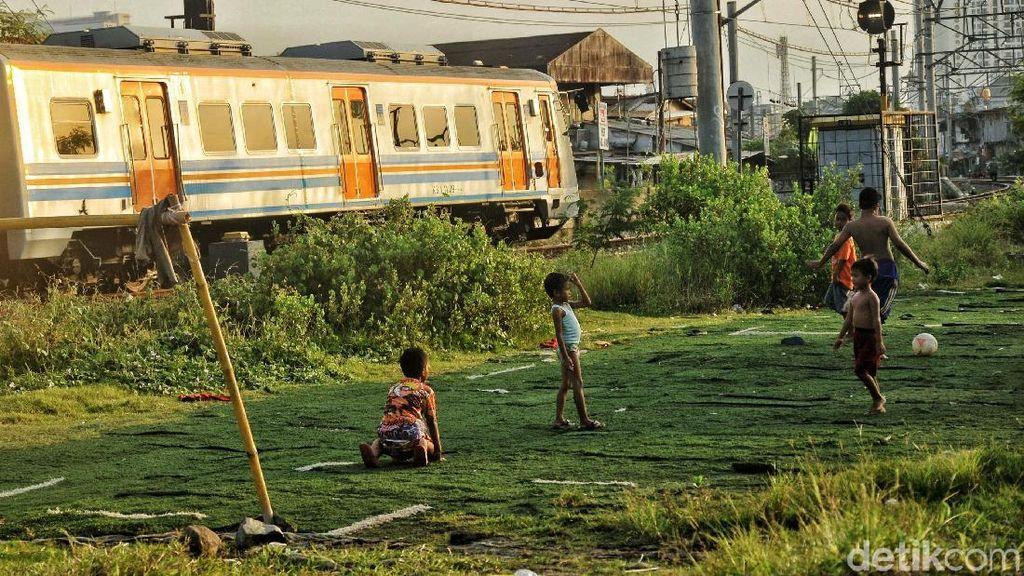 Gerbong Kereta First Class KAI Bakal Didesain Bertingkat