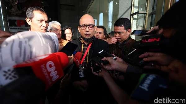Novel Sudah Laporkan Sosok Jenderal ke Polisi dan Komnas HAM