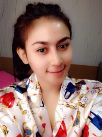 Tiara Ayu Fauziah, model yang menabrak driver ojol.
