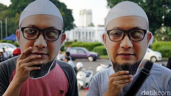 BW Minta Pimpinan KPK Lebih Trengginas Dorong Penuntasan Kasus Novel