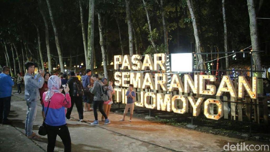 Foto: Pasar Hits dan Kekinian di Semarang