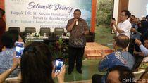 Saat SBY Nyanyikan Lagu Aja Padha Nelangsa di Semarang