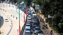 3 Jalan Protokol DKI Bebas Ganjil Genap Jelang Pemakaman Habibie