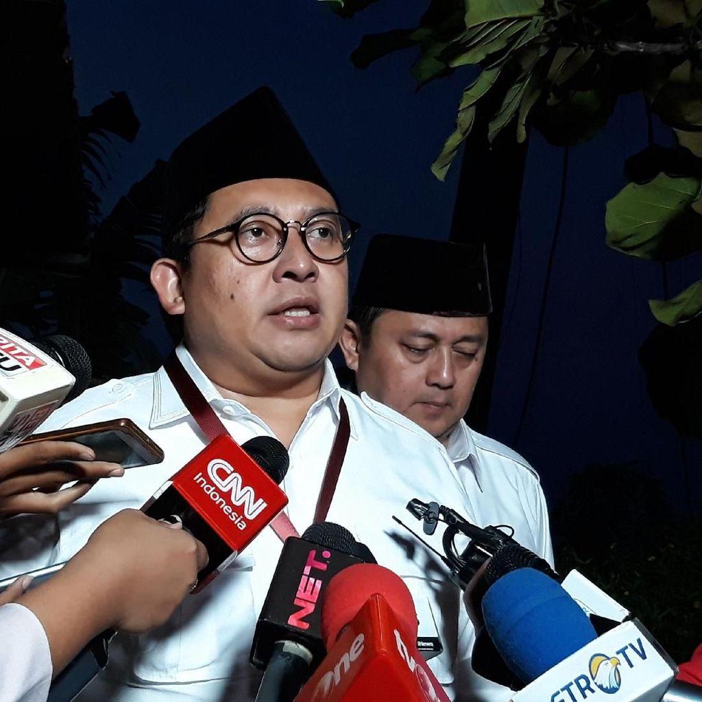 Fadli Zon Harap Suara PA 212 Lari ke Prabowo