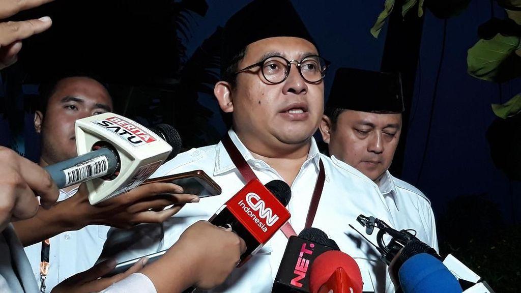 Soal Jokowi-JK Jilid II, Fadli Zon: JK Cocok Jadi King Maker