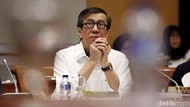 Bela Jokowi soal Racun Kalajengking, Yasonna: Its Joking
