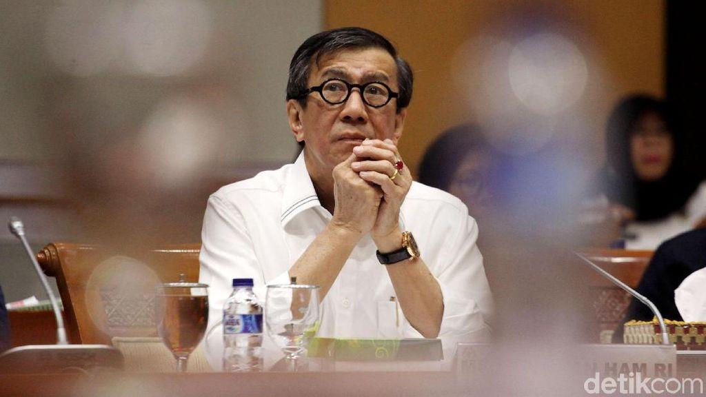 Remisi Pembunuh Wartawan Bali Dikecam, Menkum: Jangan Melihat Politis
