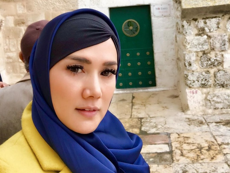Nama Shafeea Dicatut Netizen, Mulan Jameela: Semoga Hidupnya Barokah!