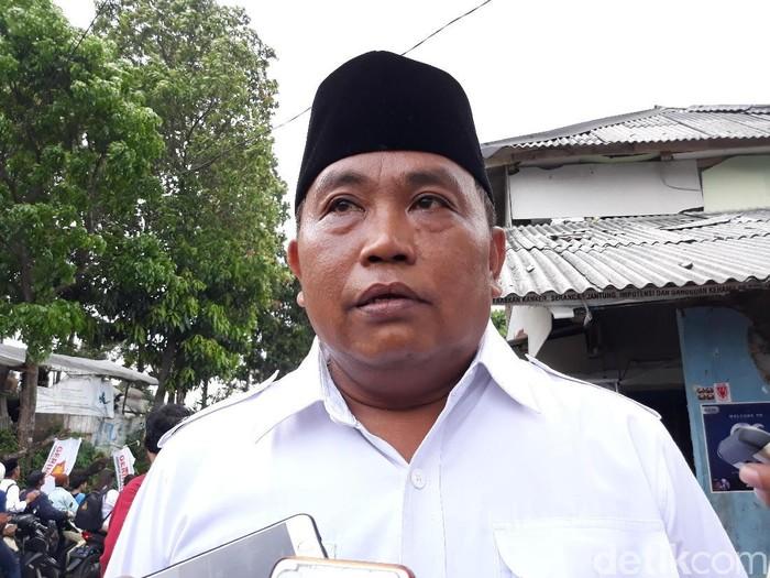 Waketum Gerindra Arief Poyuono (Foto: detikcom)