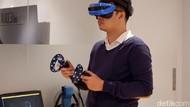 Terapi VR Bisa Obati Fobia Ketinggian