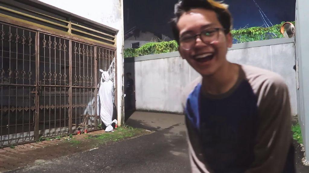 Akhir Kisah Prank Pocong yang Berujung Permintaan Maaf