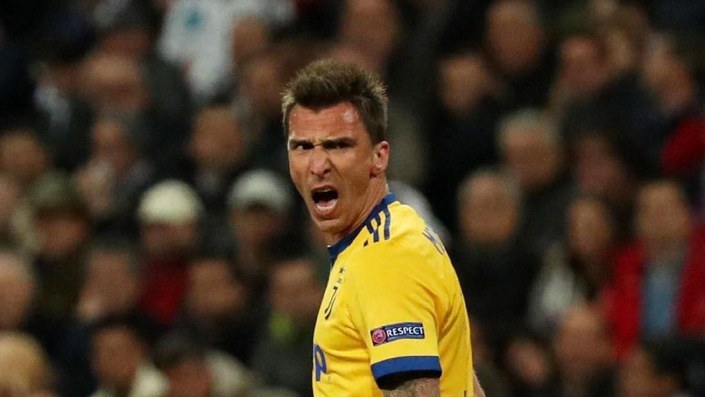 Ada Kabar MU Minati Mandzukic, Ini Pernyataan Juventus