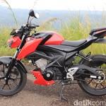 Suzuki Bandit Pesaing Vixion cs Harganya Rp 20 Jutaan