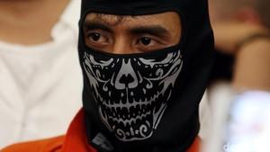 Tergiur Rp 200 Ribu, Supriyanto Tega Bunuh Pensiunan TNI AL