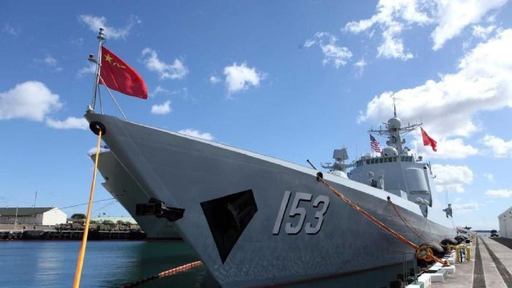 Kabar Pembangunan Pangkalan Militer China di Vanuatu Picu Kekhawatiran