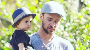 Cerita Justin Timberlake tentang Toilet Training Putranya