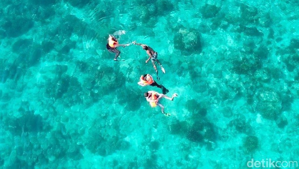 WN Spanyol Tewas Tertabrak Boat Saat Snorkeling di Sabang